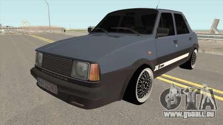Skoda 120 S pour GTA San Andreas