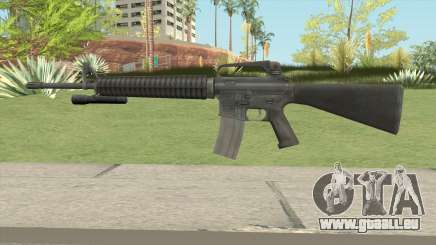 L4D1 M16A2 pour GTA San Andreas