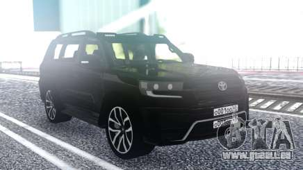 Toyota LC 200 pour GTA San Andreas
