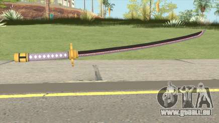 Roronoa Zoro Weapon pour GTA San Andreas