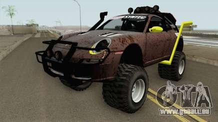 Porsche GT Off Road BkSquadron pour GTA San Andreas