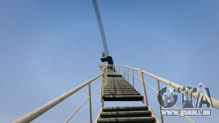 Stairway to Heaven pour GTA 5