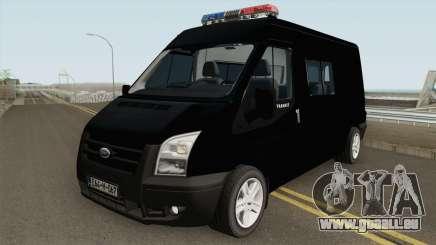 Ford Transit Policija BiH pour GTA San Andreas