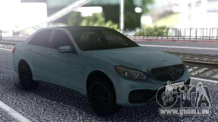 Mercedes-Benz AMG E63 4MATIC Sedan pour GTA San Andreas