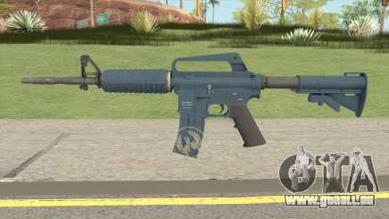 CS:GO M4A1 (Elegant Skin) für GTA San Andreas
