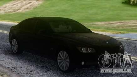 BMW F01 für GTA San Andreas