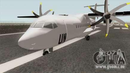 ATR 42-500 United Nations für GTA San Andreas