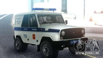 UAZ Hunter PPP pour GTA San Andreas