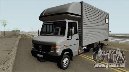 Mercedes-Benz Vario Flatbed pour GTA San Andreas