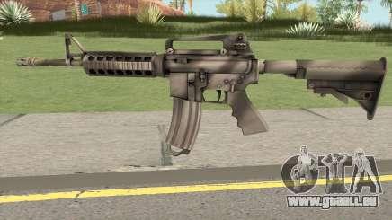 Battlefield 3 M4A1 pour GTA San Andreas