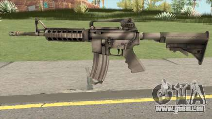 Battlefield 3 M4A1 für GTA San Andreas