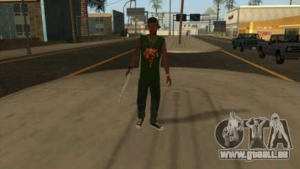 Fam 3 HD pour GTA San Andreas