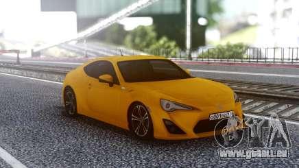 Toyota 86 pour GTA San Andreas