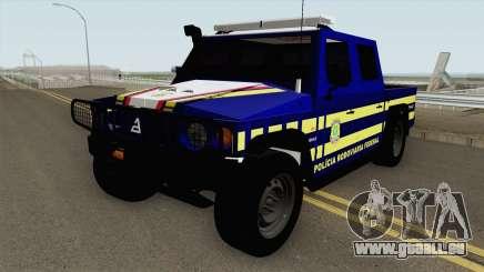 Agrale Marrua PRF pour GTA San Andreas