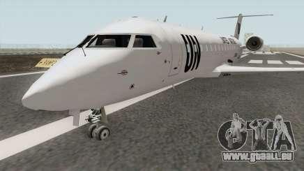 Bombardier CRJ-200 United Nations pour GTA San Andreas