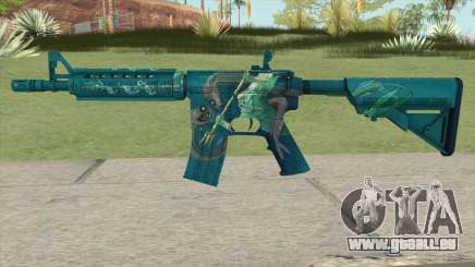 CS-GO M4A4 Poseidon pour GTA San Andreas