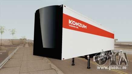 Konzum Trailer pour GTA San Andreas