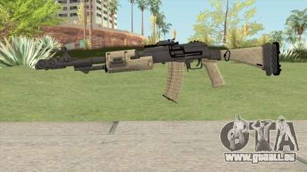 Call of Duty Black Ops 3: KVK-99mm pour GTA San Andreas