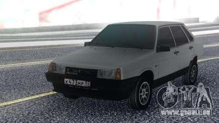 VAZ 21099 Sans Pare-chocs pour GTA San Andreas