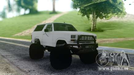 Ford Bronco pour GTA San Andreas