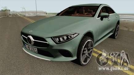 Mercedes-Benz CLS450 4-Matic AMG-Line 2019 pour GTA San Andreas