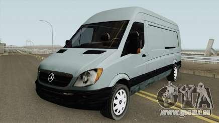 Mercedes-Benz Sprinter (SA Style) pour GTA San Andreas