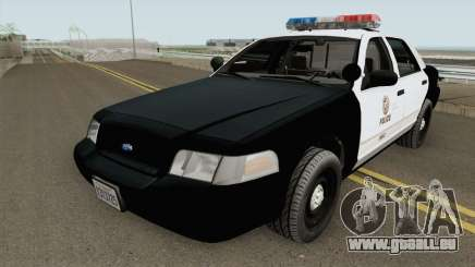 Ford Crown Victoria LAPD 2003 pour GTA San Andreas