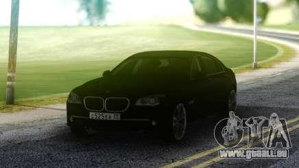 BMW 740LI Pacha Pala pour GTA San Andreas