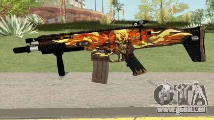 Scar-L Skull pour GTA San Andreas