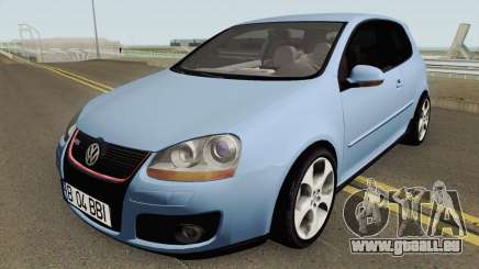 Volkswagen Golf 5 Baieti Buni pour GTA San Andreas