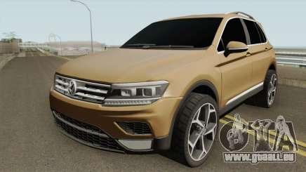 Volkswagen Tiguan 2017 pour GTA San Andreas