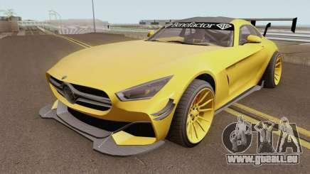 Benefactor Schlagen GT GTA V IVF HQ pour GTA San Andreas