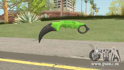 Knife V1 (Apocalypse) pour GTA San Andreas