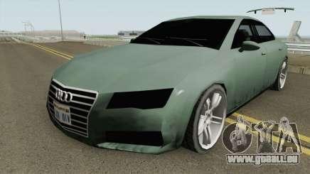 Audi A7 (SA Style) pour GTA San Andreas