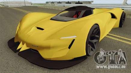 SRT TomaHawk GT pour GTA San Andreas