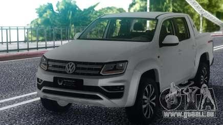 Volkswagen Amarok Pick-Up für GTA San Andreas