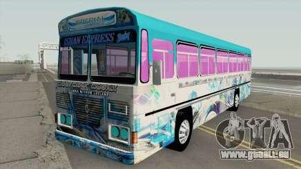 Ishan Express Bus für GTA San Andreas