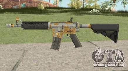 CS-GO M4A4 Daybreak für GTA San Andreas