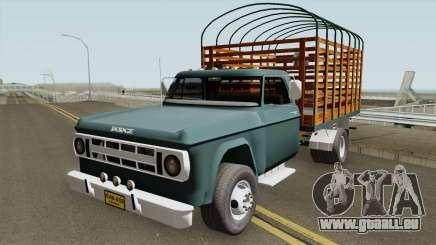 Dodge 300 MQ pour GTA San Andreas