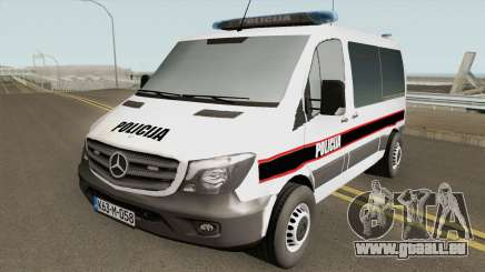 Mercedes-Benz Sprinter POLICIJA BiH pour GTA San Andreas