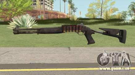 Benelli M4 SEALs Desert  Camo pour GTA San Andreas