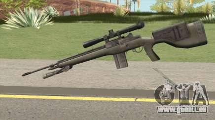 Insurgency MIC M14 Sniper pour GTA San Andreas