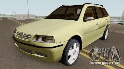 Volkswagen Parati G3 Tunable pour GTA San Andreas