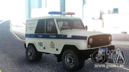 UAZ Hunter DPS pour GTA San Andreas