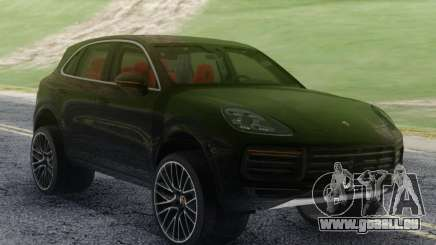 Porsche Cayenne 2019 für GTA San Andreas