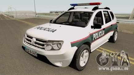 Renault Duster Policija Bih pour GTA San Andreas