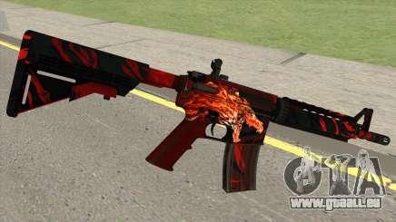 CSGO M4A4 Howl für GTA San Andreas