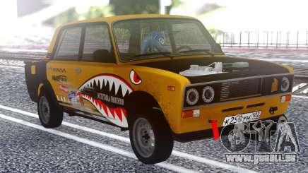 VAZ 2106 Requin pour GTA San Andreas