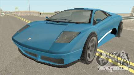 Infernus GTA IV pour GTA San Andreas