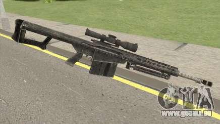Barrett M107 für GTA San Andreas